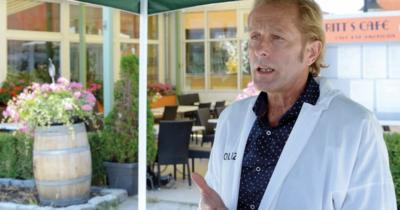SOKO-Star Helmut Bohatsch